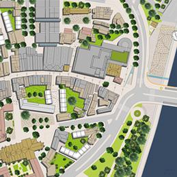UI Rahmenplan: Wesertor-Quartier